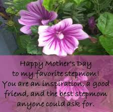 greetings and gift ideas for a stepmom