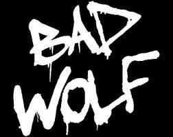Bad Wolf Decal Etsy