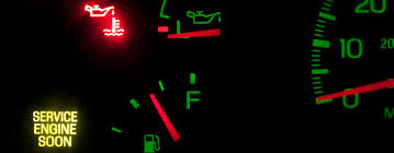 why is your toyota check engine light on