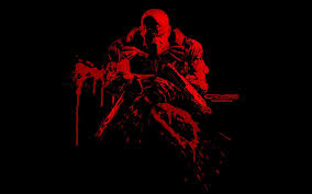 background warhead crysis bloodred