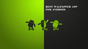 the best wallpaper app for android