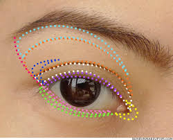 eyeshadow tutorial for asian eyes part