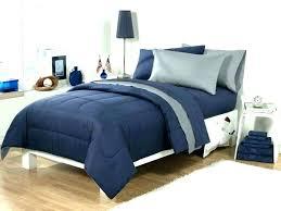 navy blue bedding sets solid light