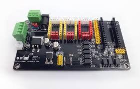 laser engraving machine motherboard