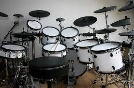 most beautiful diy electronic drum kits