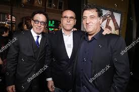 Mark Canton Gianni Nunnari Noam Murro Editorial Stock Photo ...