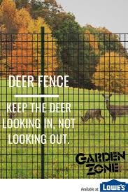 Garden Zone 50 Ft X 6 Ft Black Steel Welded Wire Farm Welded Wire Rolled Fencing Lowes Com Deer Fence Fence Farm Fence