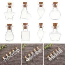 small glass bottles miniature bottle