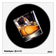 Alcohol Wall Decals Stickers Zazzle