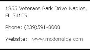 Mcdonalds Corporate Office Contact ...