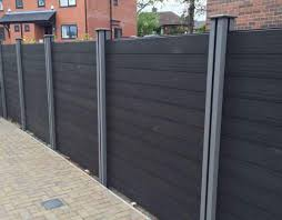 6ft Fence Panel And Postsnational Composite Fence Panels 6ft Fence Panels Backyard Fences