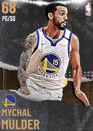Mychal Mulder 68 Bronze NBA 2K21 MyTeam Card - NBA2K.io