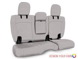 rear bench cover for jeep wrangler jl