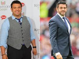 Adam Richman shows off dramatic weight loss as Man vs Food star ...