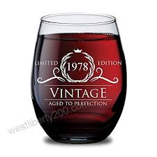 1978 40th birthday gifts for women and