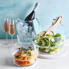 lsa champagne bucket williams sonoma