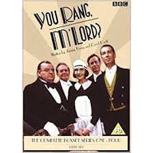 Amazon.com: You Rang, M'Lord?: Series 1-4 [Regions 2 & 4]: Paul ...