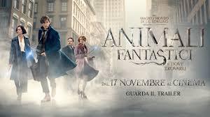 Animali Fantastici e Dove Trovarli - Trailer Ufficiale Italiano ...