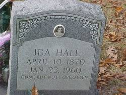 Ida Hall Hall (1870-1960) - Find A Grave Memorial