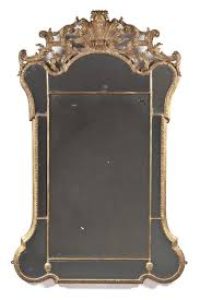 large baroque mirror clinton howell