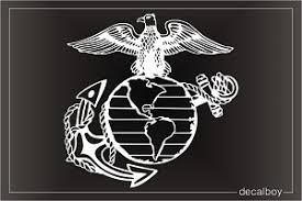 Army Marine Corps Decals Stickers Decalboy