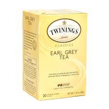 twinings earl grey tea 20 ct box