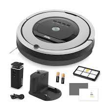 Máy hút bụi thông minh iRobot Roomba 860 (2nd) – Gia Dụng Ngoại Nhập