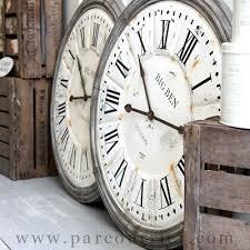 clock wall decor big clocks