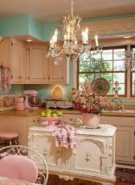 shabby chic kitchen interior designs