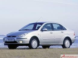 1998 Ford Focus I Sedan 1.6 16V (100 Hp) | Teknik özellikler ...