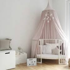 Palace Design Baby Crib Netting Bed Mosquito Net Kid Tent Room Decor Moustiquaire Tenda Infantil Barraca Infantil Bebek Cibinlik Cybush