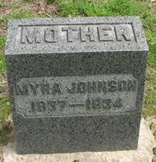 Myra Allen Selden Johnson (1837-1934) - Find A Grave Memorial
