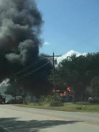Fire destroys mobile home on Harkers Island | News ...