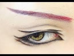 boy anime eyes makeup saubhaya makeup