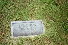 Ivy Campbell Agee, Sr (1904-1970) - Find A Grave Memorial