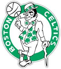 Boston Celtics D Vinyl Die Cut Decal Sticker 4 Sizes