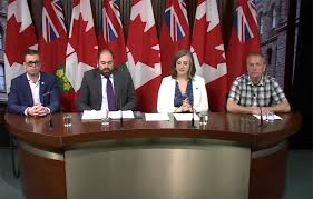 MPP tables bill to help protect firefighter trainees | The Oshawa Express