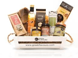 basket gamma greek food s