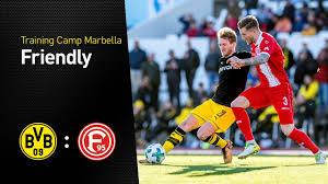 Borussia Dortmund - Fortuna Düsseldorf 2-0