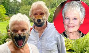 Dame Judi Dench channels Cats as she ...
