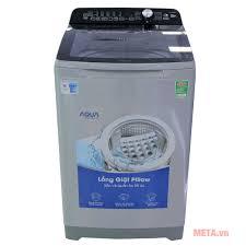 Máy giặt lồng đứng Aqua 10kg AQW-FR100ET.H - META.vn