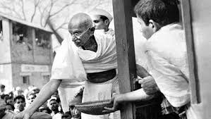 Gandhi's four visits to Assam - india news - Hindustan Times