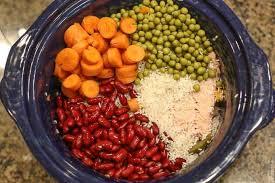 easy homemade dog food crockpot recipe