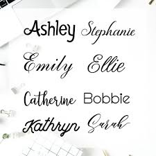 Custom Name Decal Personalized Decal Vinyl Decal Name Etsy Wedding Decal Personalized Decals Vinyl Decals