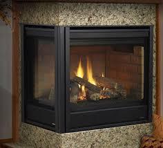 gas fireplaces corner series kastle