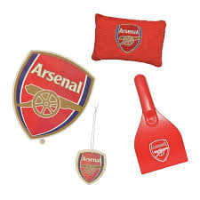 Arsenal Car Accessories Set Official Online Store