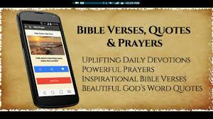 bible verse of the day app devotional quotes prayers