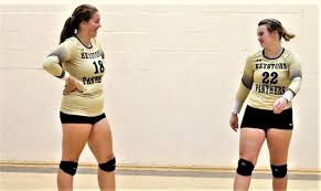 Union, Keystone Fall in Opening Round of D9 Volleyball Playoffs ::  exploreClarion.com