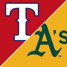 Rangers vs. Athletics - Game Recap - March 25, 2016 - ESPN