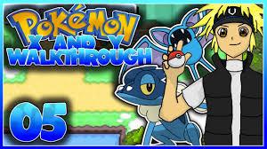 Pokemon XY GBA Rom Walkthrough